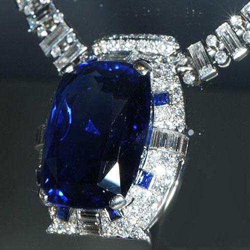 blue sapphire bismarck