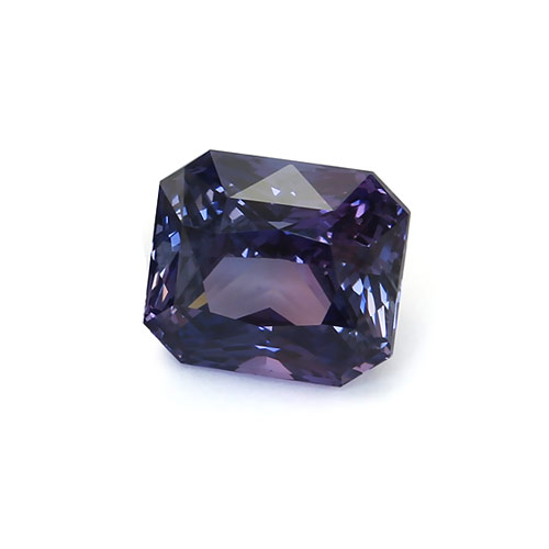 example of a color changing sapphire