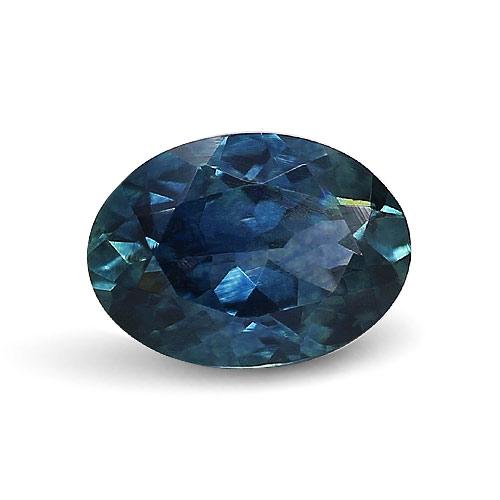 teal blue sapphire