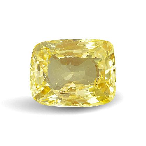 pear yellow sapphire